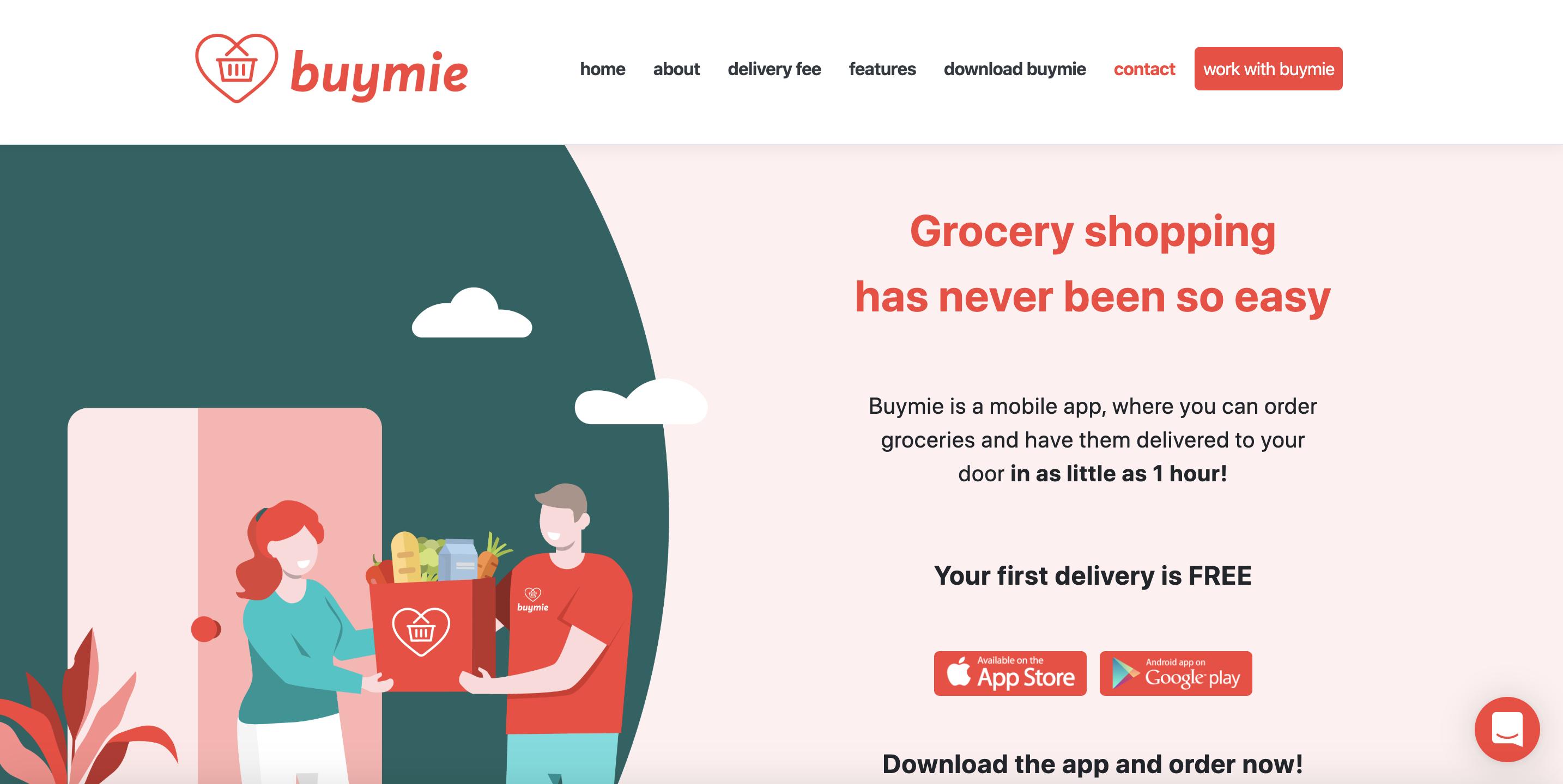 Buymie - Haatch Portfolio Company